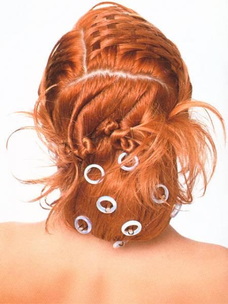Прическа Плетение: Плетение кос.